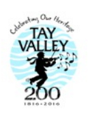 Celebrate our heritage - Tay Valley